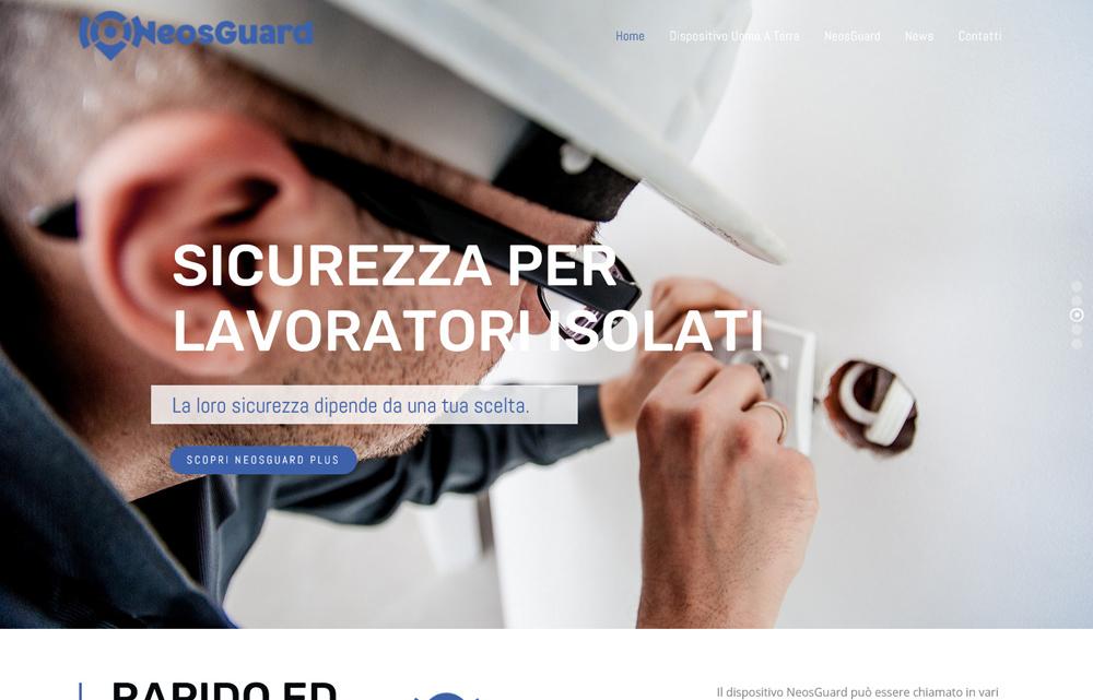 Sito NeosGuard - Fabio Gasparrini siti web e grafica a San Benedetto del Tronto e Ascoli Piceno