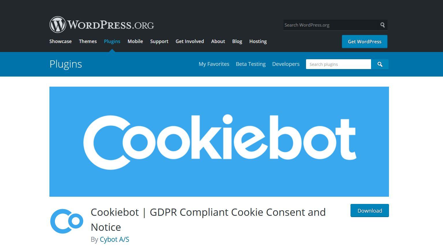 Installare e configurare Cookiebot su WordPress - Fabio Gasparrini creazione siti web a San Benedetto del Tronto, Ascoli Piceno, Teramo e Fermo