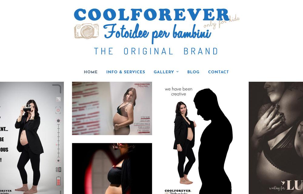 Sito Cool For Ever - Fabio Gasparrini siti web e grafica a San Benedetto del Tronto e Ascoli Piceno