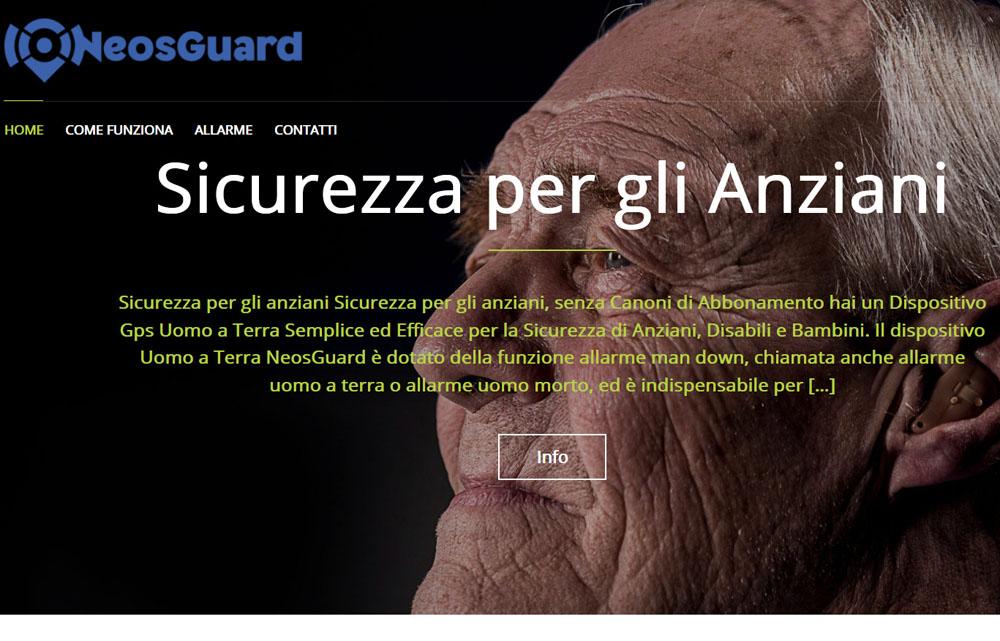 Sito Telesoccorso Anziani - Fabio Gasparrini siti web e grafica a San Benedetto del Tronto e Ascoli Piceno