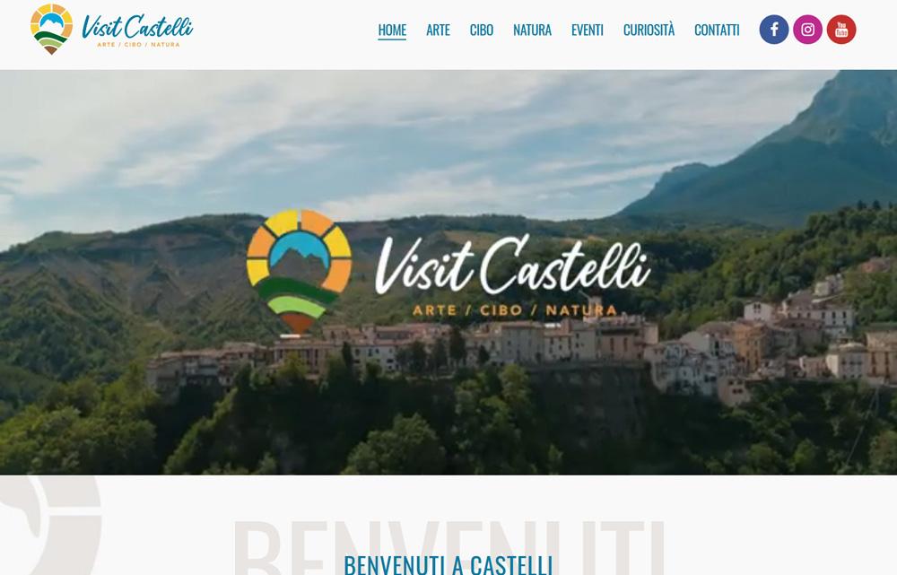 Sito Visit Cstelli