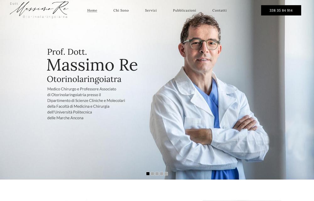 Sito Dott. Massimo Re