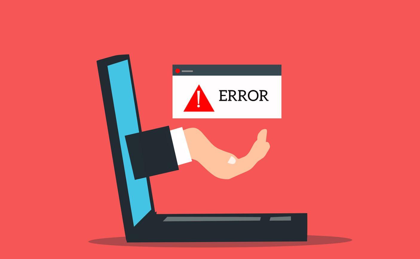 I codici di errore HTTP più comuni sui siti web